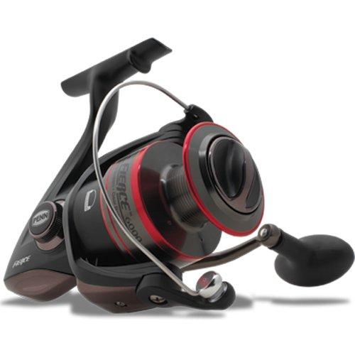Penn FRC6000 - Carrete de Pesca de Arrastre, Color Negro, Talla Fierce 6000