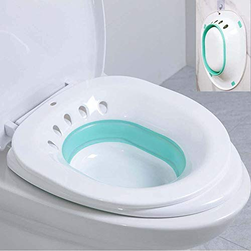 Chnzyr Aseo portátil Ideal Standard bidé para razonables de Viaje Embarazada Mujeres...