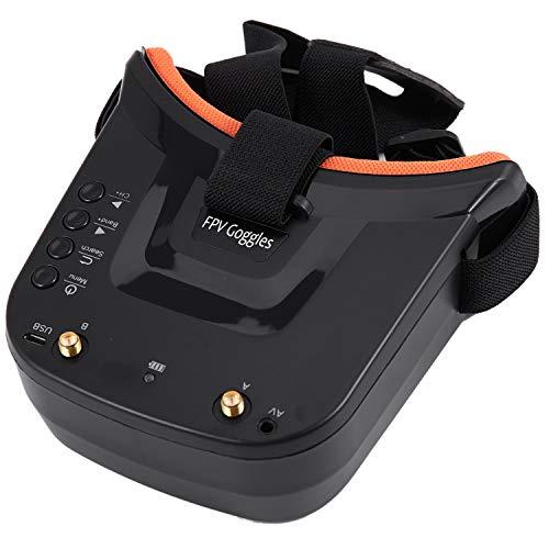 Cuasting Fb-009 3 pulgadas 480 X 320 pantalla 5.8G 40Ch Fpv gafas incorporadas 3.7V 1200Mah batería 5.8Ghz 40Ch receptor Fpv gafas