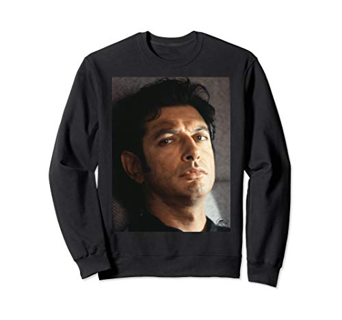 Jurassic Park Jeff Goldblum Stare Sweatshirt