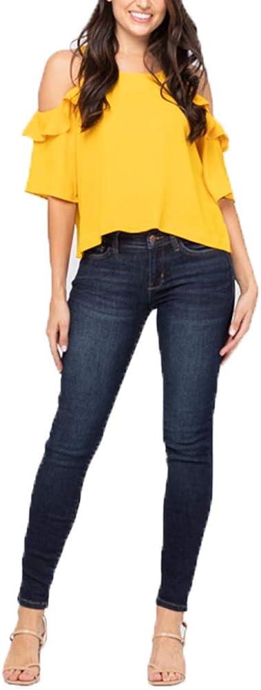 Judy Blue Premium 新作販売 Non 希望者のみラッピング無料 Jeans Distressed 82110 Skinny
