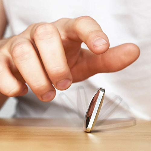 Flipo Flip — Pocket Size Kinetic Skill Toy - An Oddly Satisfying Desk Toy That Flips, Rolls, And...