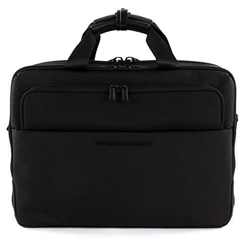 Porsche Design Brief Bag XL Roadster 4.0 Black