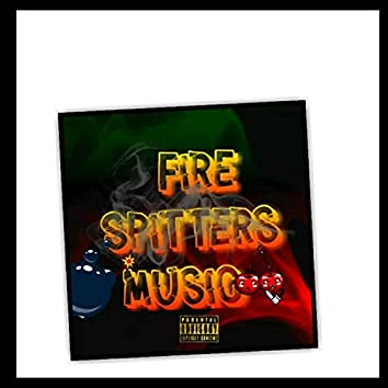 fire spitters music compilation disc