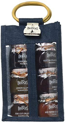 Mackays Mrs Bridges 6 Jar Best of Bridges Tasting Set