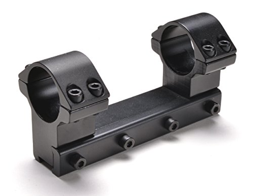 Hammers One Piece High Power Magnum Airgun Scope Mount w Stop Pin