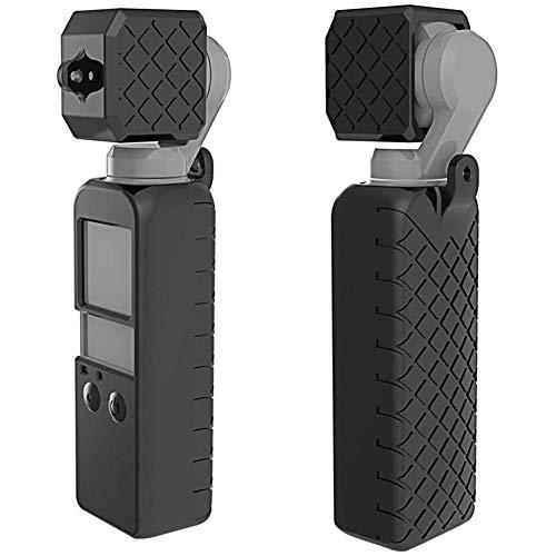 Cestbon Host sets van siliconen bescherming lens afdekking, siliconen hoes met siliconen hoes en anti-nekkoord riem