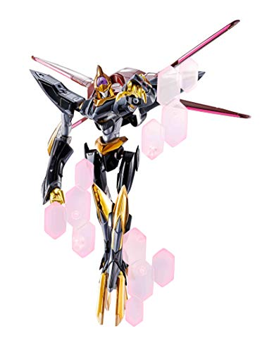 METAL ROBOT魂 コードギアス [SIDE KMF] 蜃気楼 約135mm ABS&PVC&ダイキャスト製 塗装済み可動フィギュア