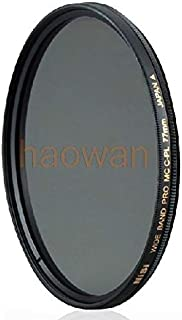 Camera Filters - 30 40.5 49 52 55 58 62 67 72 77 82 95 mm PRO MC CPL Ultra-thin multi coating AGC glass camera Lens filter...