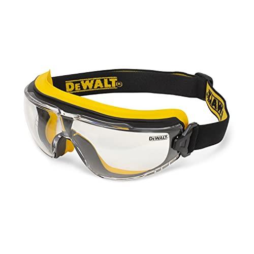 DEWALT Safety Goggles, Clear, Anti-Fog, DPG84 - Insulator