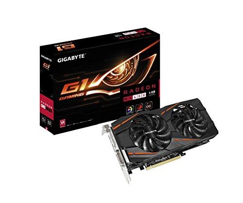 Gigabyte Radeon Rx 480 G1 Gaming 4GB...