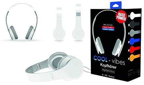 Kopfhörer 'Cool-Vibes High Definition'