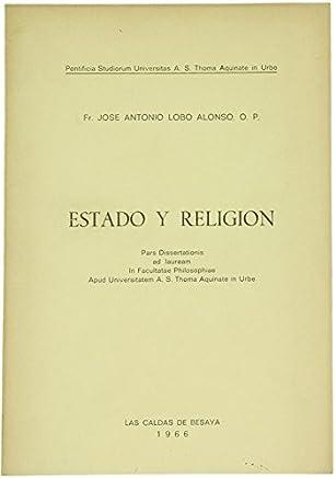 ESTADO Y RELIGION.