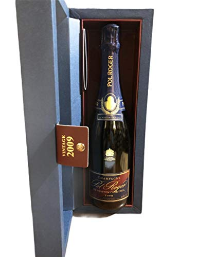Photo of Pol Roger Sir Winston Churchill 2009 Vintage Champagne