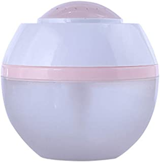 Goolsky Mini Air Humidifier USB Aroma Essential Oil Diffuser with 7 Color Changing LEDs Nighlight for Home Office