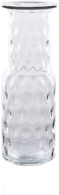Vase Salon Verre Transparent Frais de en Moderne Vase 5ARL34jq