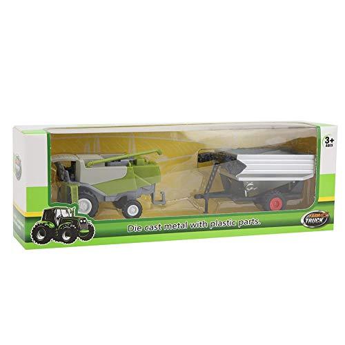 Modelo de coche agrícola Juguete Modelo de tractor agrí