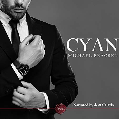 Cyan audiobook cover art