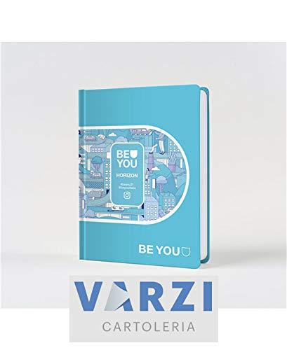 BE-YOU DIARIO AGENDA EASY COLOR 12,5X17,2X2,6 CM 2020-2021 - Selezione Cartoleria Varzi dal 1956 - Horizon