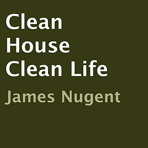 Clean House, Clean Life audiobook cover art