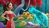 LIANXI- Pintura Al Óleo De Bricolaje por Kits De Números , Anime HD Elena of Avalor, Lienzo Pintura Al Óleo por Números Decoración De La Casa 40 * 60 Cm - Manualidades Adultos