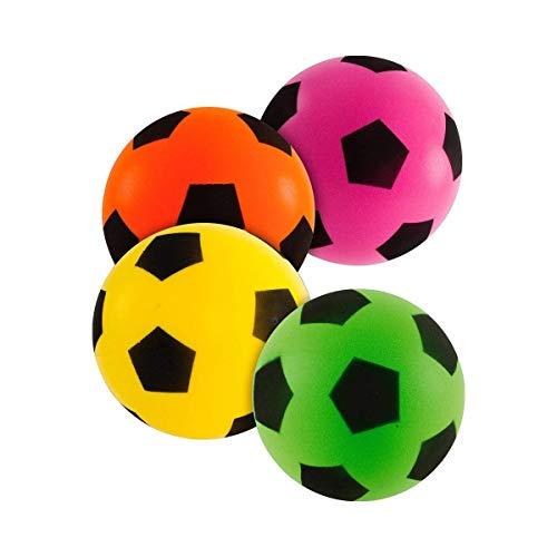 John 50758 - Softfußball, 12 cm, Sortiert