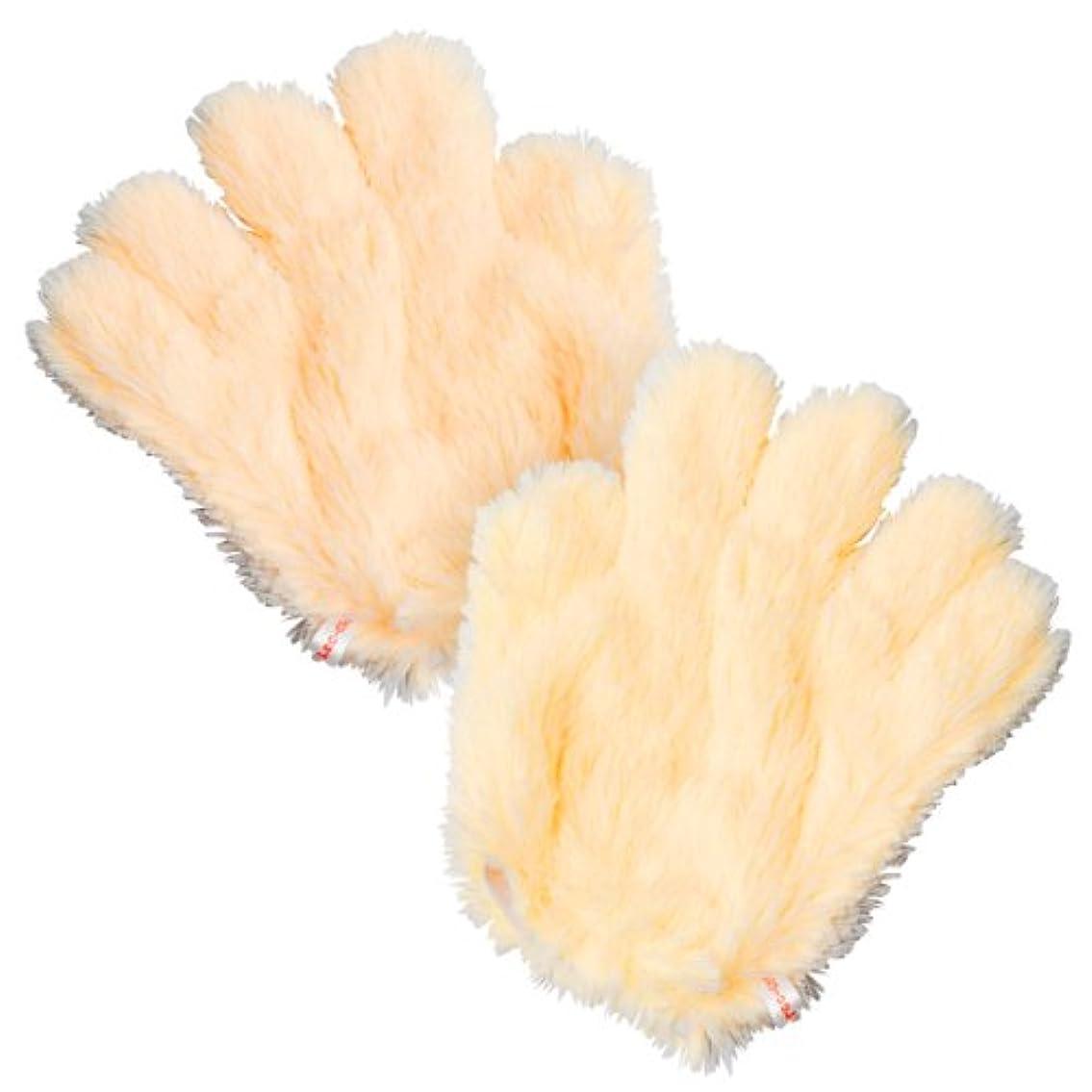 永遠の不適当つぶやきふわふわ お掃除手袋 2枚入