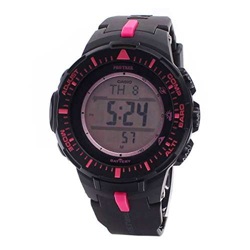 Casio Pro Trek Tough Solar Casio Uomo Guarda PRG-300-1A4