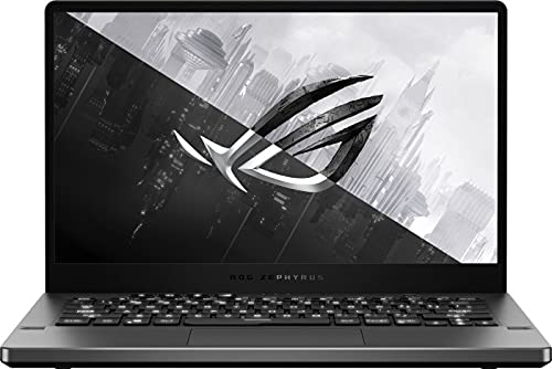 ASUS Portátil Gaming ROG Zephyrus G14 (GA401IV-HE213T), 14 pulgadas, Full HD, NVIDIA GeForce RTX 2060, AMD Ryzen 9 4900HS, SSD, 8 GB de RAM