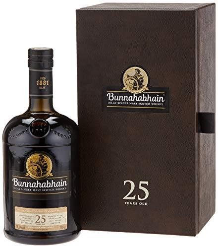 Bunnahabhain 25 Jahre - Single Malt Whisky (1 x 0.7 l)