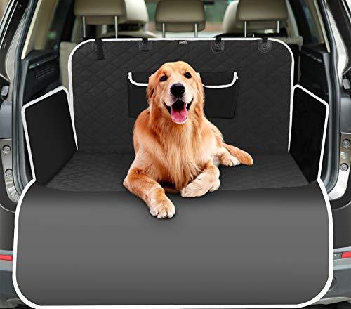 Pecute Kofferraumschutz für Hunde Kofferraumdecke (Kleine)