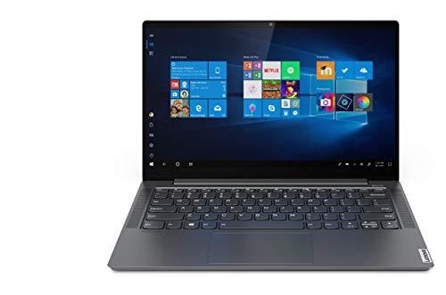 "Lenovo Yoga S740 Notebook, Display 14"" HDR Ultra HD, Processore Intel Core i5-1035G4,512GB SSD, RAM 8GB, Windows 10, Iron Grey"