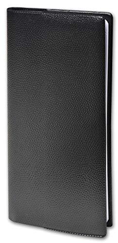 Quo Vadis Impala Planital Terminkalender Wochenansicht 8,8x 17cm schwarz Jahr 2017