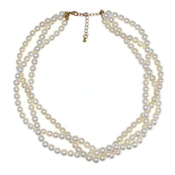 twisted pearl necklaces