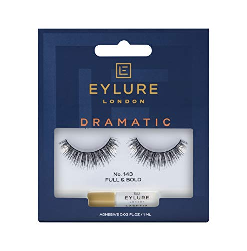 Eylure Exaggerate Lash No. 143, 1er Pack (1 x 2 Stück)