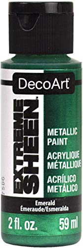 DECO ART EXTREME SHEEN EMERALD