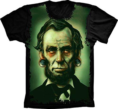 Camiseta Abraham Lincoln