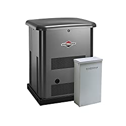 top rated Briggs  Stratton 40531 12 kW standby generator with 200A Symphony II automatic transfer switch 2021