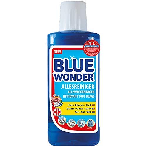 Blue Wonder-Power Cleaner- der Alleskönner