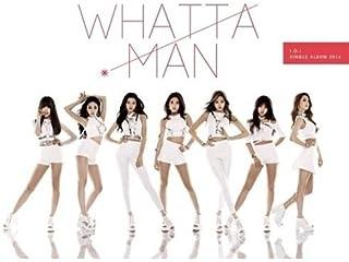 I.O.I - [Whatta Man] 1st Single Album CD+52p Booklet+1p Photo Card K-POP Sealed Produce 101 IOI