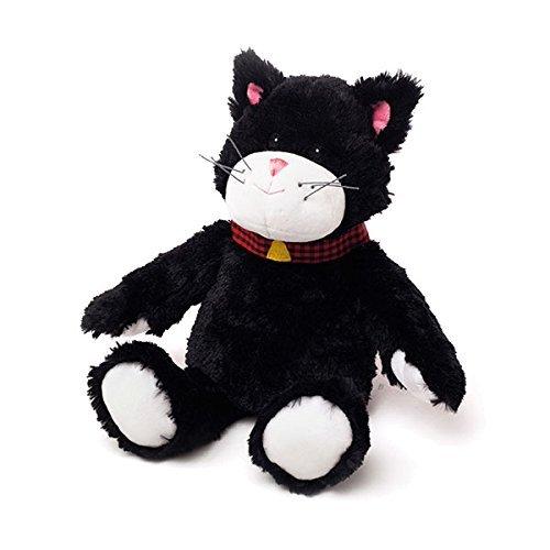 Warmies Cozy Plüsch Schwarz & Weiß Katze Microwavable Soft Toy