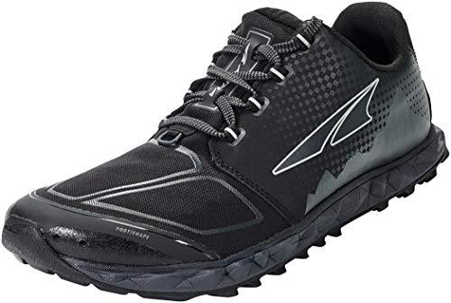 ALTRA Men's AL0A4VQB Superior 4.5 Trail Running Shoe, Black - 8 M US
