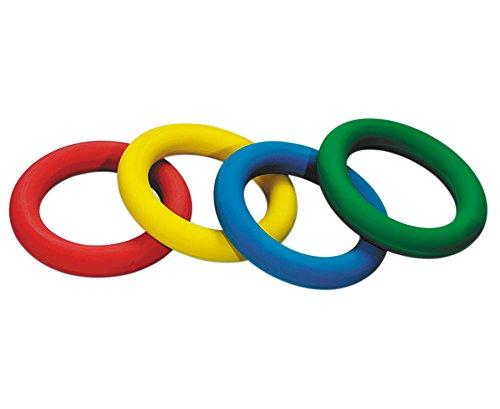 Betzold Sport Moosgummi-Tennisring, 1 Stück - Training Schwimmunterricht Schwimmen Lernen Moosgummiring Sportzubehör Sportunterricht Gymnastik Gymnastikraum Sportraum
