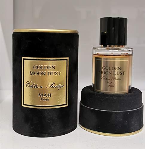 GOLDEN MOON DUST, MAH,EAU DE PARFUM 50ML,FABRIQUE EN FRANCE