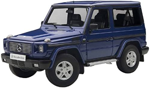 AUTOart 1 18 Mercedes-Benz G500 SWB (Blau) (japan import)
