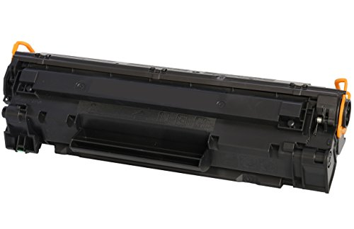 Yellow Yeti CE285A 85A (1600 páginas) 2X Tóner Compatible para HP Laserjet Pro P1102 P1102w P1100 M1130 M1210 M1212nf MFP M1213nf MFP M1217nfw MFP M1132 MFP M1134 MFP M1136 MFP [3 años de garantía]