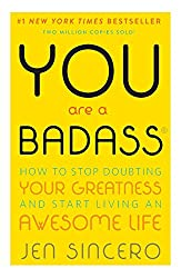 You are a badass - self-love book