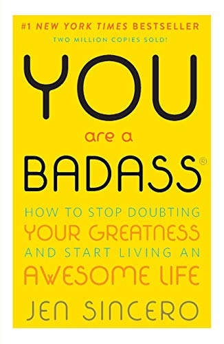 You are a badass is definitely gift ideas for the letter Y.