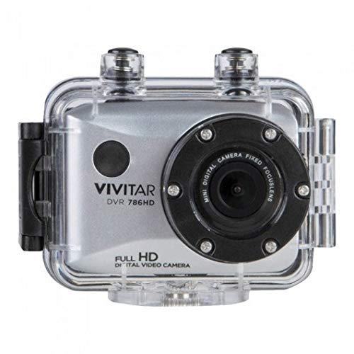 Vivitar DVR 786hd Camescopes cámara de Deporte 720píxeles 12Mpix