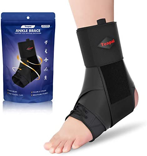 Ankle Brace Ankle Braces for Men Lace Up Ankle Brace for Women Sprained Ankle Supports for Women product image